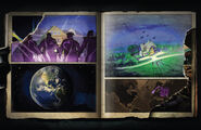Die Rise Loading Screen Zombies Comic