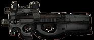 P90 3rd person MW2