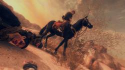 Reznov horse BOII