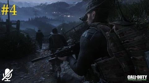 Call of Duty Modern Warfare Remastered - Полное затмение 4