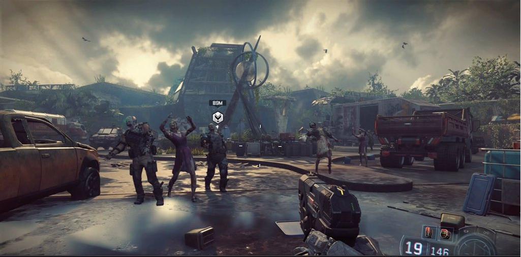 Nightmares | Call of Duty Wiki | FANDOM powered by Wikia