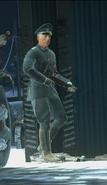 Waffen SS Officer Winter WWII