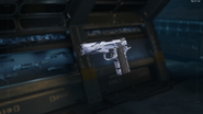 1911 Gunsmith Model Snow Job Camouflage BO3