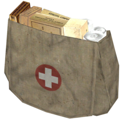Bag of Medical Supplies CoD