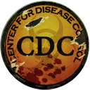 Center for Disease Control logo BOII