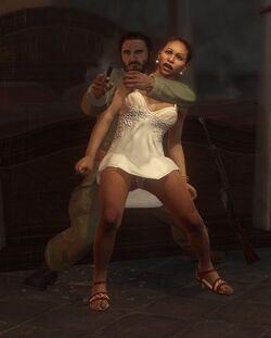 Fidel Castro's Double and Castro's Mistress