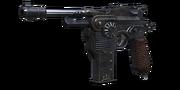 Mauser C96.