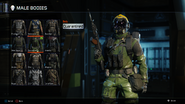 Quarantined Body Male BO3
