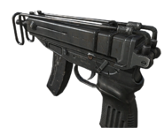 Skorpion 3rd person MW3