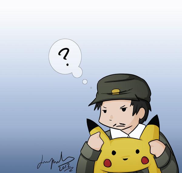 Takeo Pika Hat