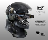 Warfighter optics concept IW