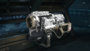 BlackCell Gunsmith model Ash Camouflage BO3