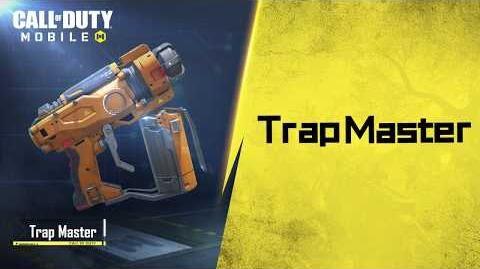 CODM BR TrapMaster