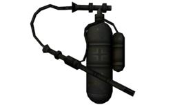 Flammenwerfer 41 model coduo