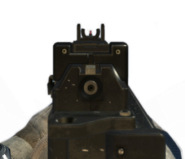 MP9 Iron Sights MW3