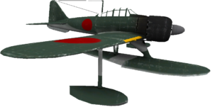 Nakajima A6M2-N WaW