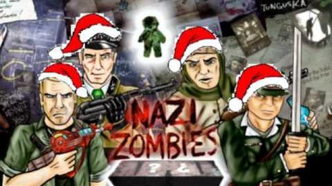 Nazi Zombie Christmas Song