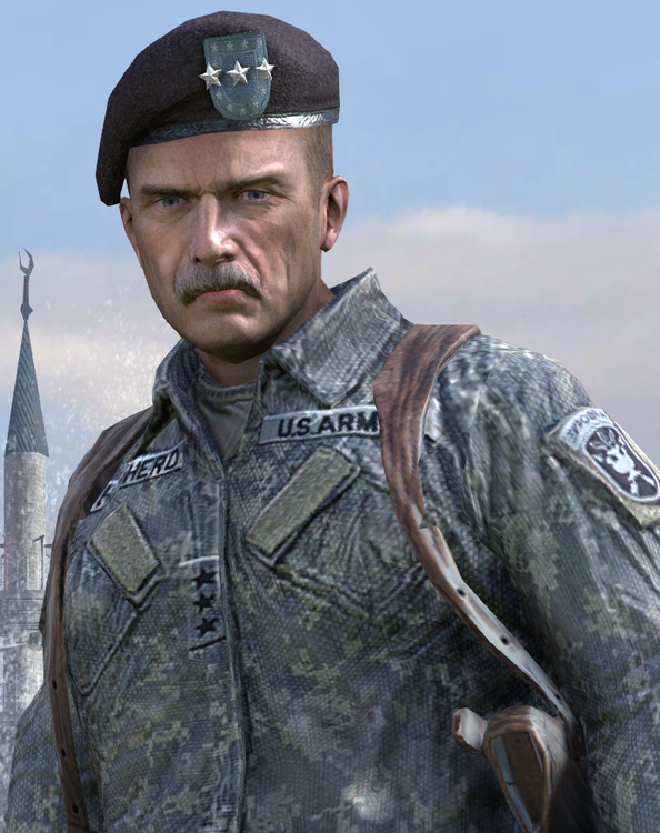 Shepherd | Call of Duty Wiki | FANDOM powered by Wikia