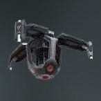 Tracking Drone menu icon AW