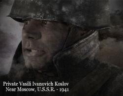 Козлов 1941