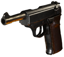 9mm SAP Model WWII