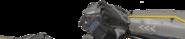 Ballistic Knife BO3 firing