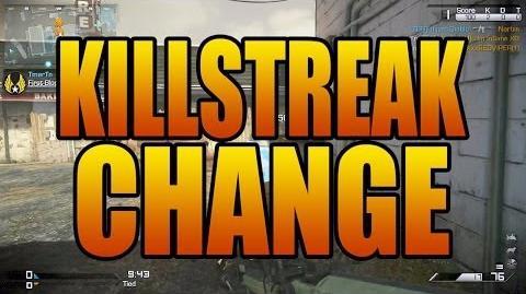 Call of Duty Ghosts - New Killstreak Meter Buff! (COD Ghost Multiplayer Scorestreak Domination)