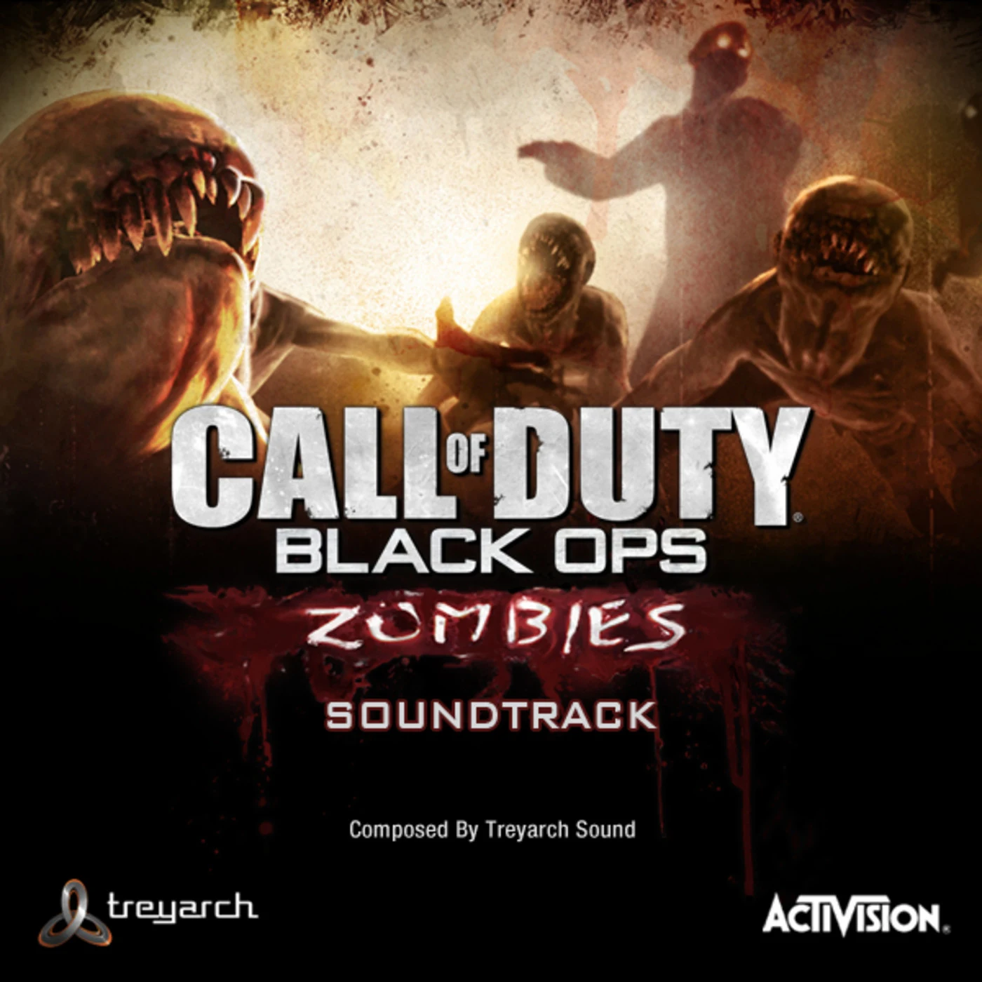 Call of Duty: Black Ops - Zombies Soundtrack | Call of Duty