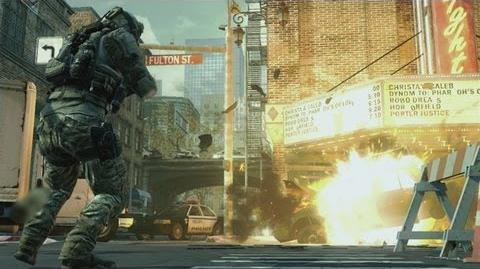 Collection 3 Chaos Pack Trailer - Official Call of Duty MW3 Video PS3 & PC