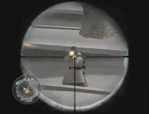 Iced Sniper Scope