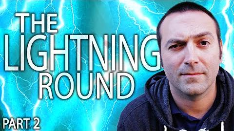 JASON BLUNDELL LIGHTNING ROUND The Interview Part 2