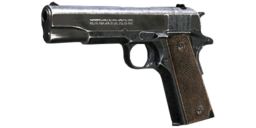 M1911 menu icon BOII