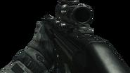 MP5 ACOG Sight MW3