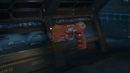 MR6 Gunsmith Model Inferno Camouflage BO3