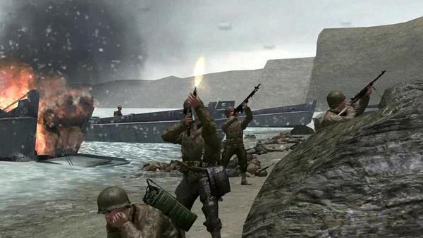 Normandy landings   Call of Duty Wiki   FANDOM powered by Wikia