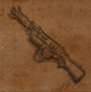 Wunderwaffe DG-2 Chronicles Drawing BO3