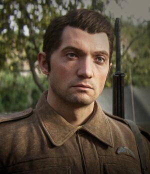 ArthurCrowley FrontLines WWII