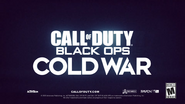 Call of Duty Black Ops Cold War Logo Know Your History