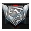 15 Streak Medal BOII