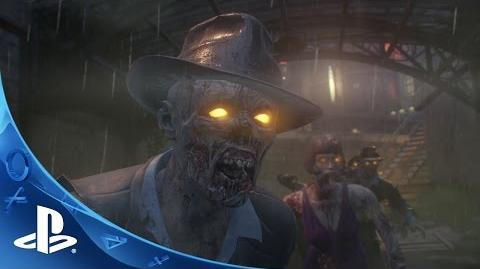 Call of Duty Zombies The Secret History