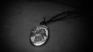 Frank Aiello Saint Michael necklace WWII