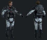Ilona arctic armor concept AW