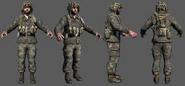 Rangers BOII modèle