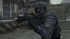SAS Soldat mit G36C MW3 CoDWikiaDE