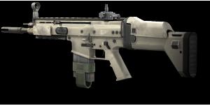 SCAR-H menu icon MW2
