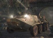 Tropas BTR