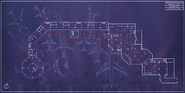 Zakhaev International Airport blueprints MW2