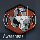 Awareness Perk Icon BO3