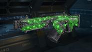 Dingo Gunsmith Model Weaponized 115 Camouflage BO3