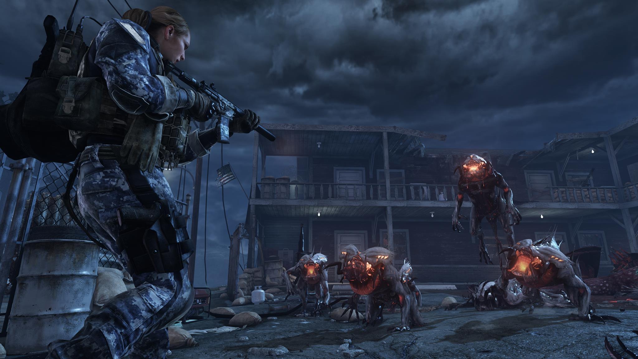 Extinction Call Of Duty Wiki Fandom